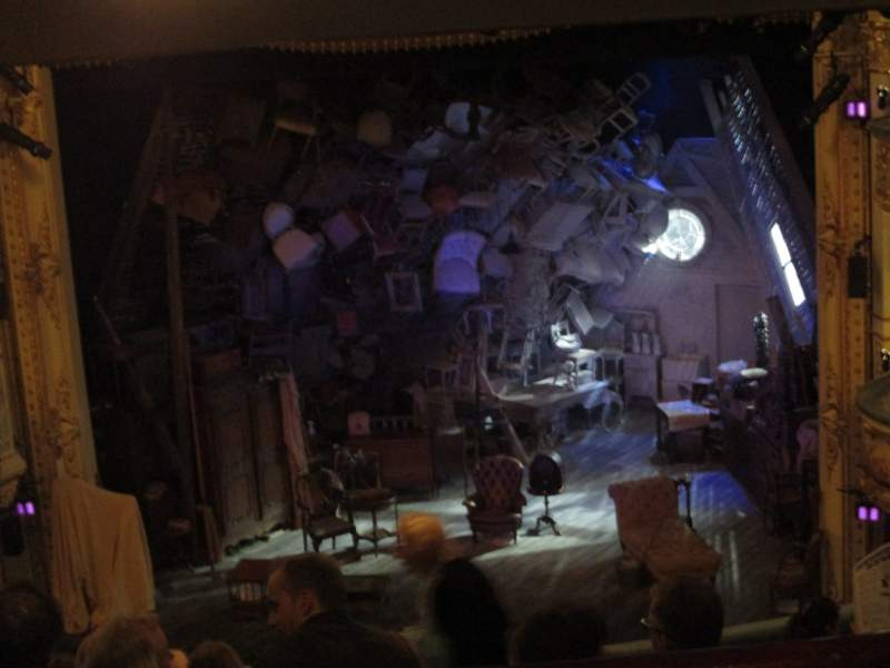 Seating view for Wyndham's Theatre Section Royal Circle Row G Seat 13