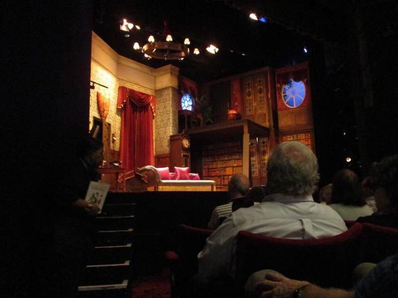 Seating view for Duchess Theatre Section Stalls Row F Seat 22
