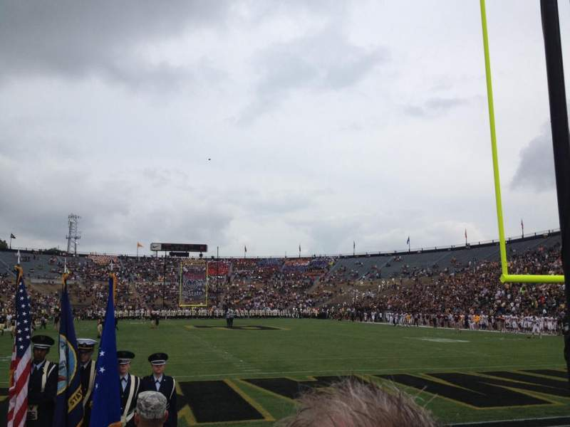 Seating view for Ross-Ade Stadium Section 31 Row 2 Seat 22