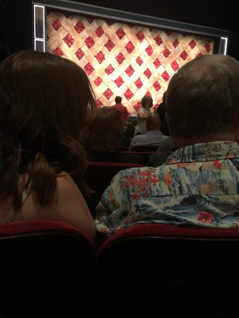 Hollywood Pantages Theatre, section: Orchestra LC, row: N, seat: 304