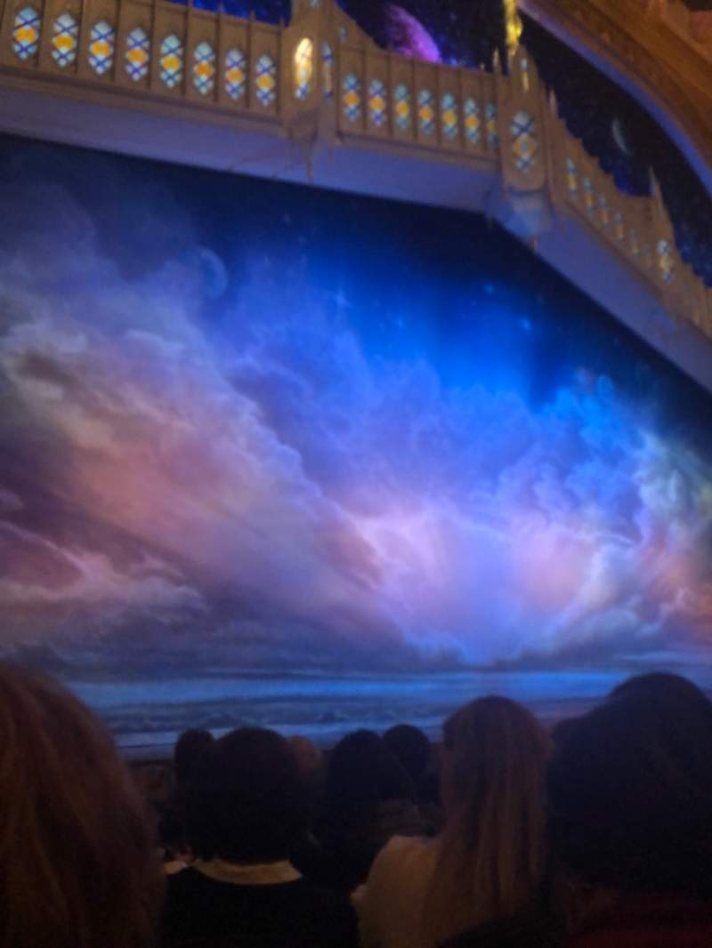 Seating view for Eugene O'Neill Theatre Section Orchestra L Row F Seat 9,11
