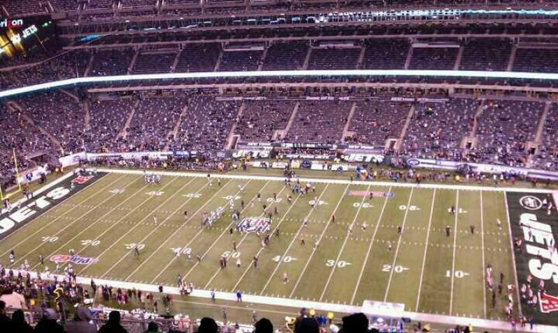 MetLife Stadium, section: 311, row: 24, seat: 15