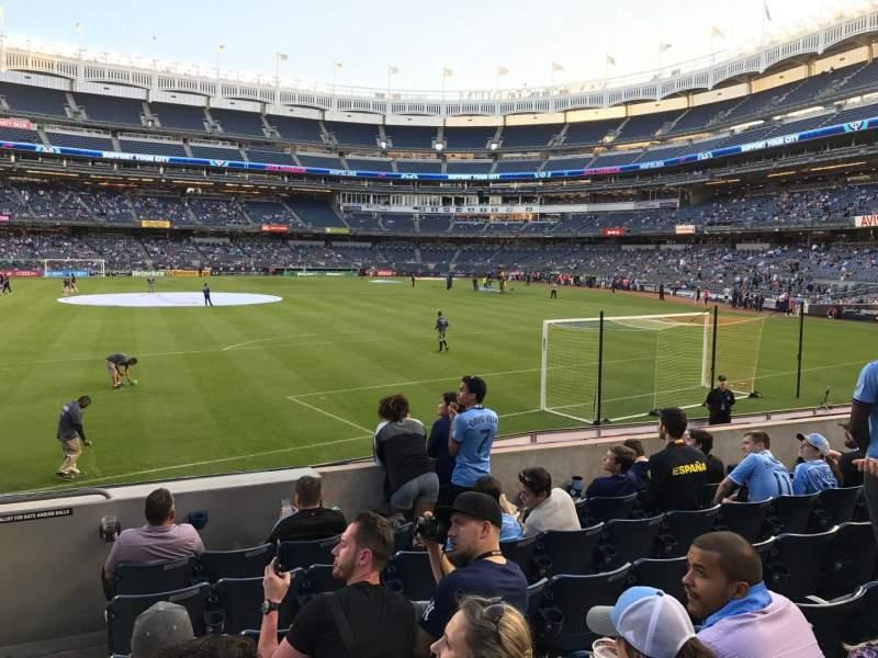 Yankee Stadium, section: 136, row: 7, seat: 24