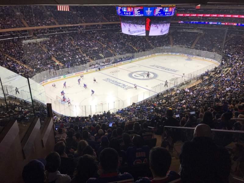 Madison Square Garden Casa De New York Rangers New York