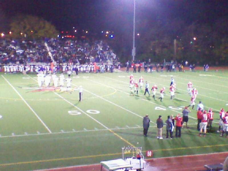 Mancuso Field At Viking Stadium, section: Reserved, row: S, seat: 52