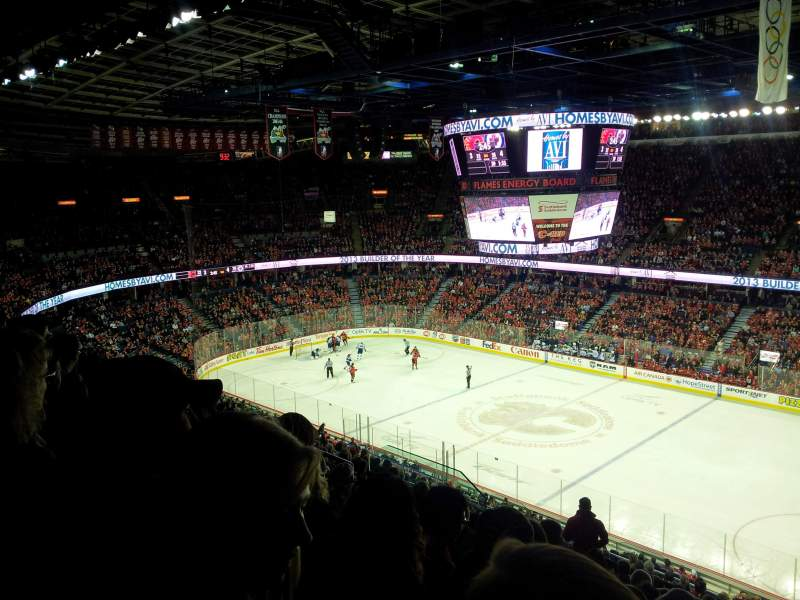 Scotiabank Saddledome, section: 228, row: 18, seat: 15