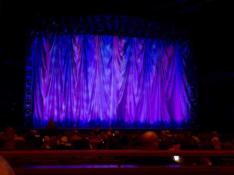 The Kennedy Center Opera House, section: ORCH, row: S, seat: 123