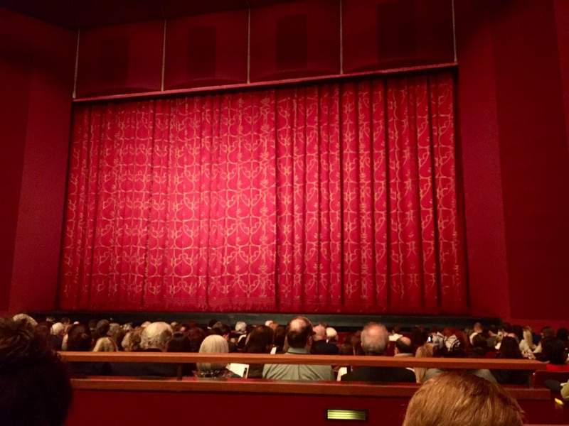 The Kennedy Center Opera House, section: ORCH, row: S, seat: 103