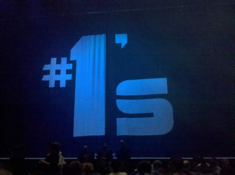 DAR Constitution Hall, section: Orch 102, row: S, seat: 106