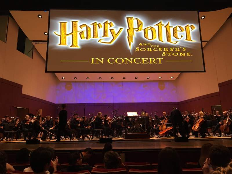 Seating view for Atlanta Symphony Hall Section ORCHL Row E Seat 19