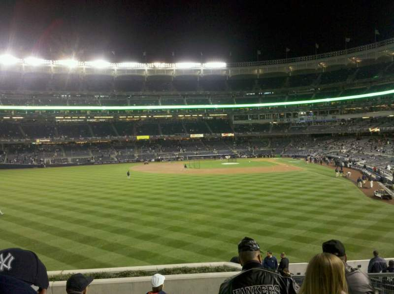 Seating view for Yankee Stadium Section 235 Row 10 Seat 10