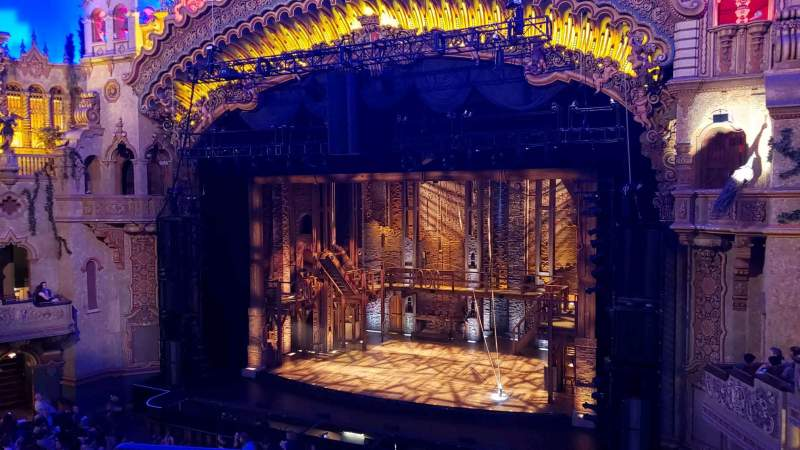 Seating view for Majestic Theatre - San Antonio Section starlight suite B Row B4 Seat 2