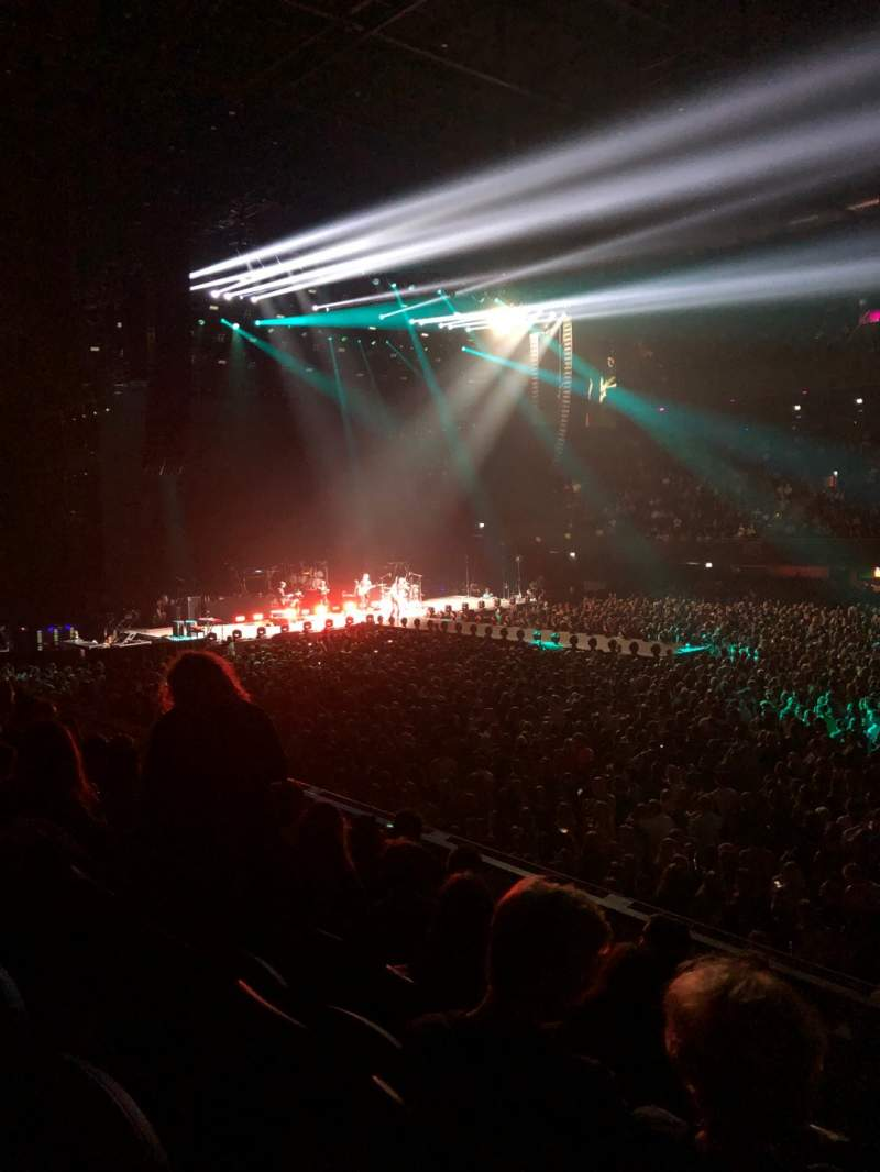 Seating view for Ziggo Dome Section 109 Row 5 Seat 338