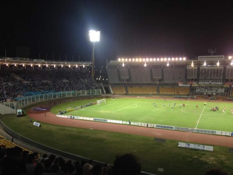 Seating view for Estadio Mario Alberto Kempes