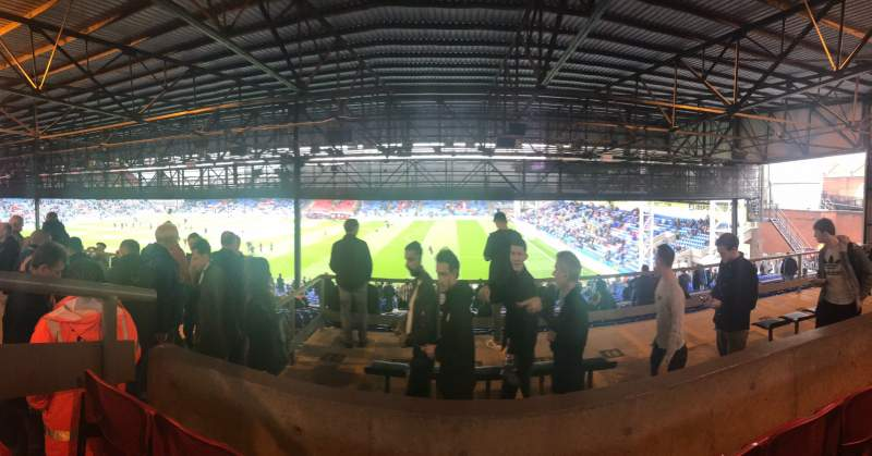 Seating view for Selhurst Park Section S Row 41 Seat 41
