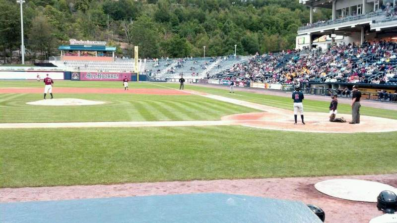 Seating view for PNC Field Section 24 Row 3 Seat 10