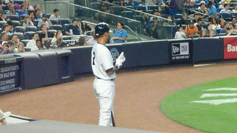 Seating view for Yankee Stadium Section 017a Row 7 Seat 3
