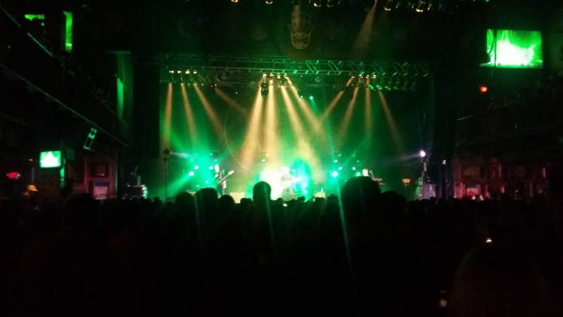 Seating view for House Of Blues - Boston Section Floor