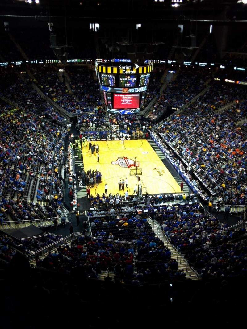 Sprint center interactive seating chart for Restaurant seating chart app