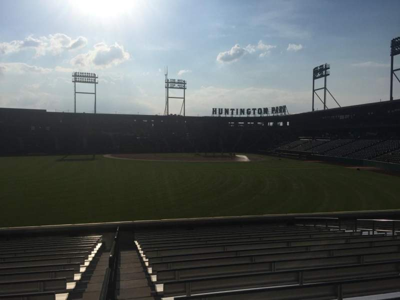 Seating view for Huntington Park Section 30 Row 18 Seat 14