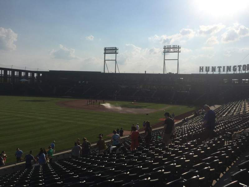 Seating view for Huntington Park Section 24 Row T Seat 17