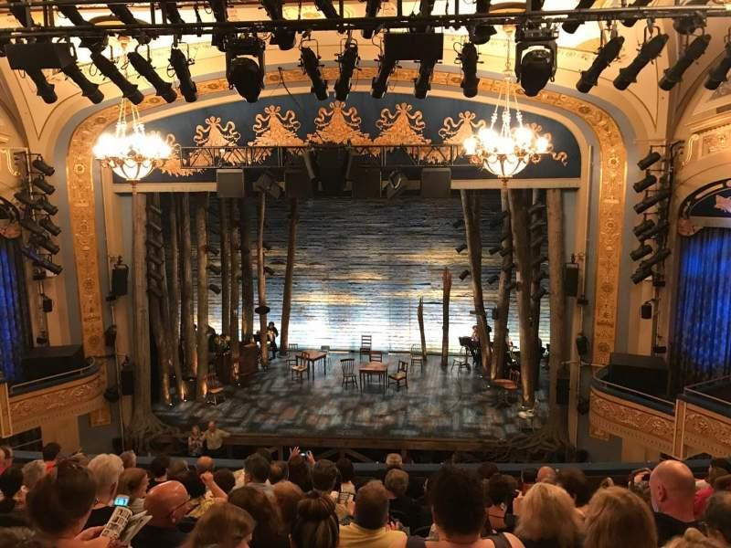 Gerald Schoenfeld Theatre Section Mezzanine C Row J Seat 111
