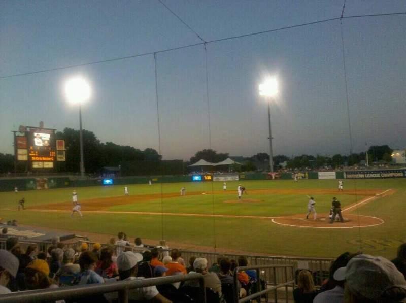 Seating view for Montgomery Riverwalk Stadium