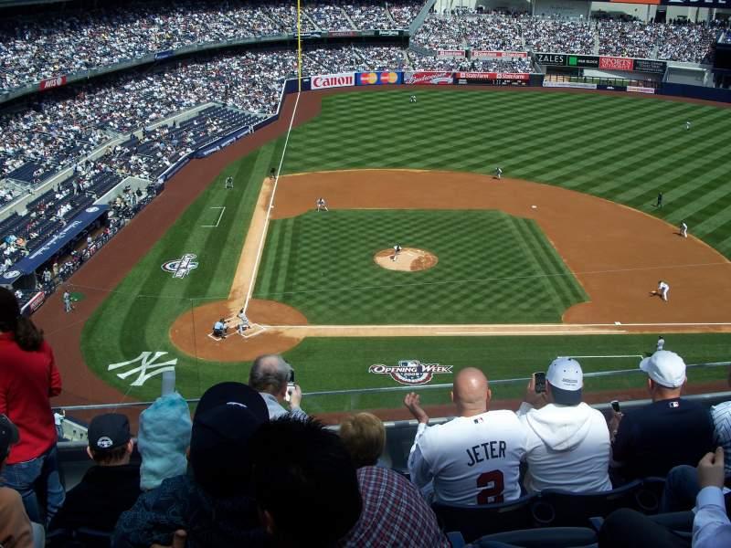 Yankee Stadium, section: 317, row: 5, seat: 9