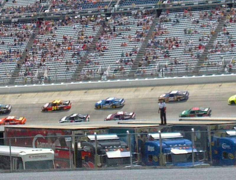Seating view for Dover International Speedway