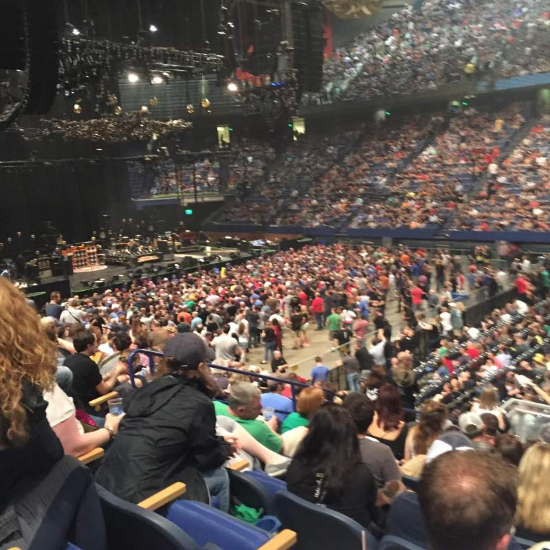 Rupp Arena, section: 29, row: N, seat: 8