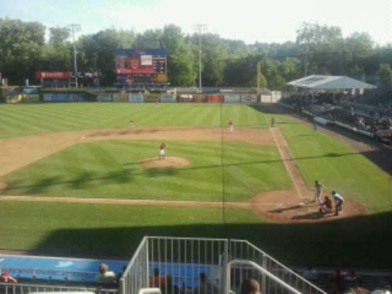 FNB Field, section: 202, row: 6, seat: 1