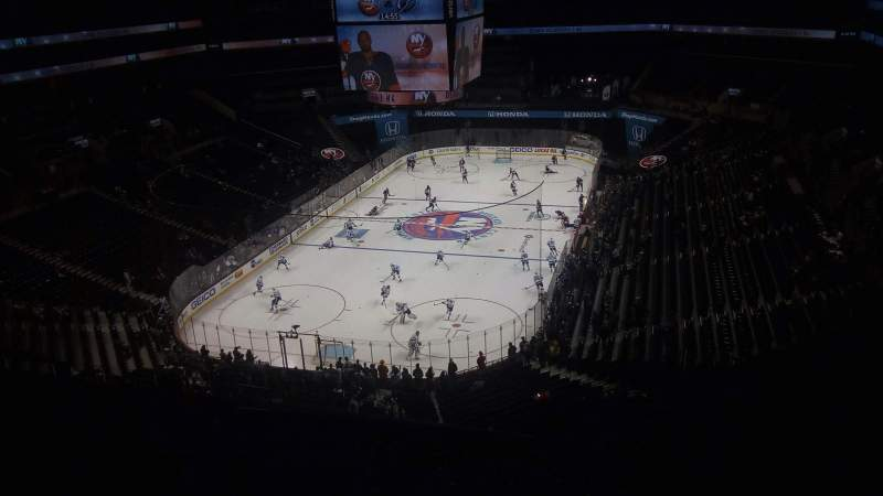 Barclays Center, section: 214, row: 11, seat: 12