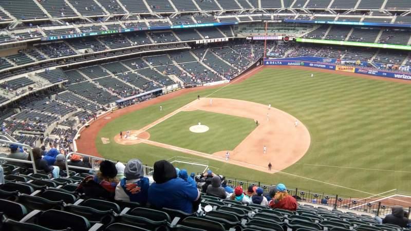 Citi Field, section: 505, row: 15, seat: 9