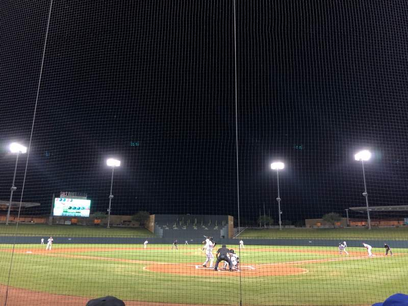 Seating view for Salt River Fields Section 112 Row 5 Seat 10