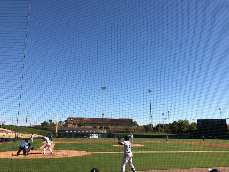 Seating view for Camelback Ranch Section 12 Row 6 Seat 3