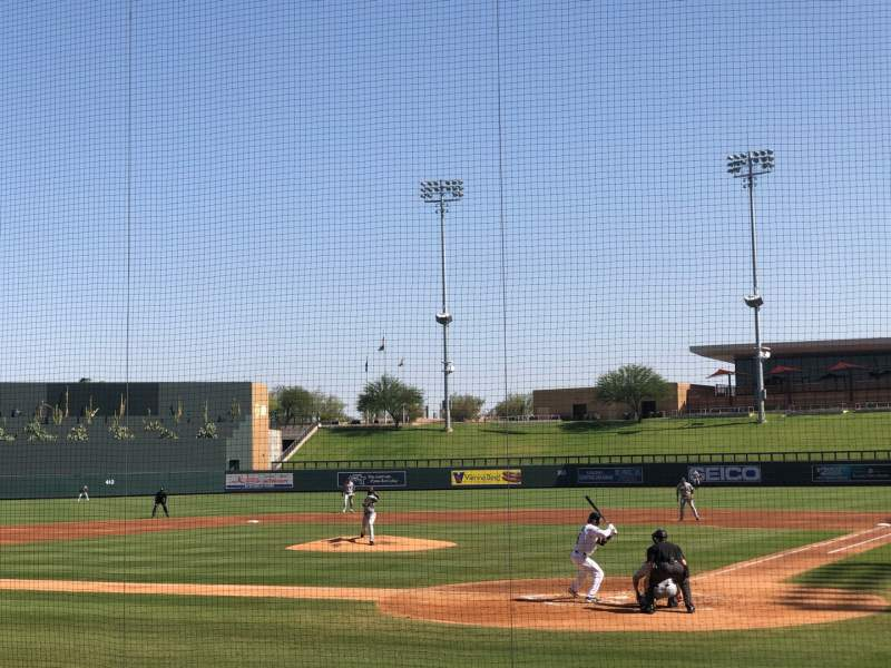 Seating view for Salt River Fields Section 113 Row 11 Seat 11