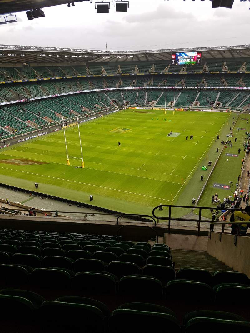 Twickenham Stadium Section U16