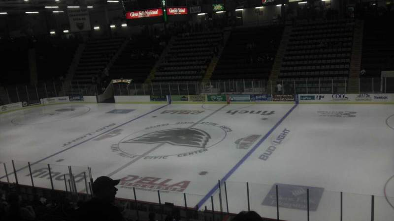 Seating view for Cool Insuring Arena