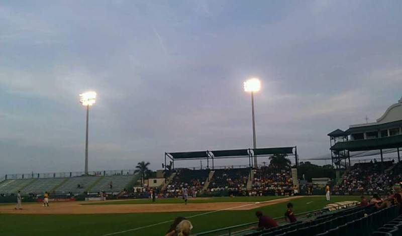 Seating view for McKechnie Field
