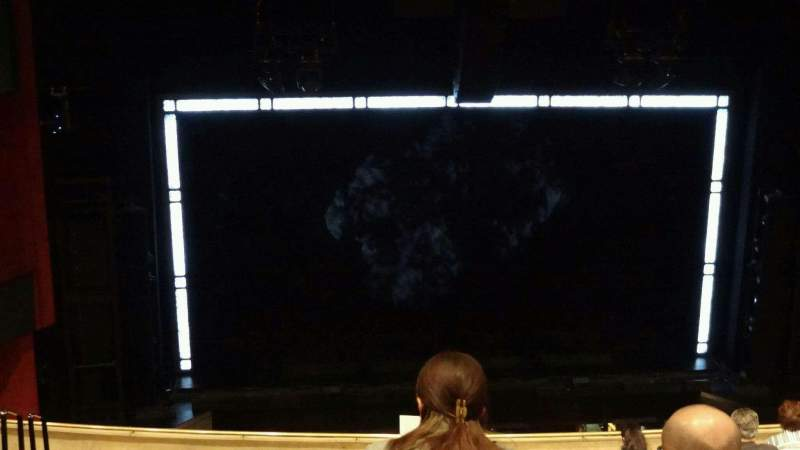 Marquis Theatre, section: Mezzanine, row: L, seat: 102