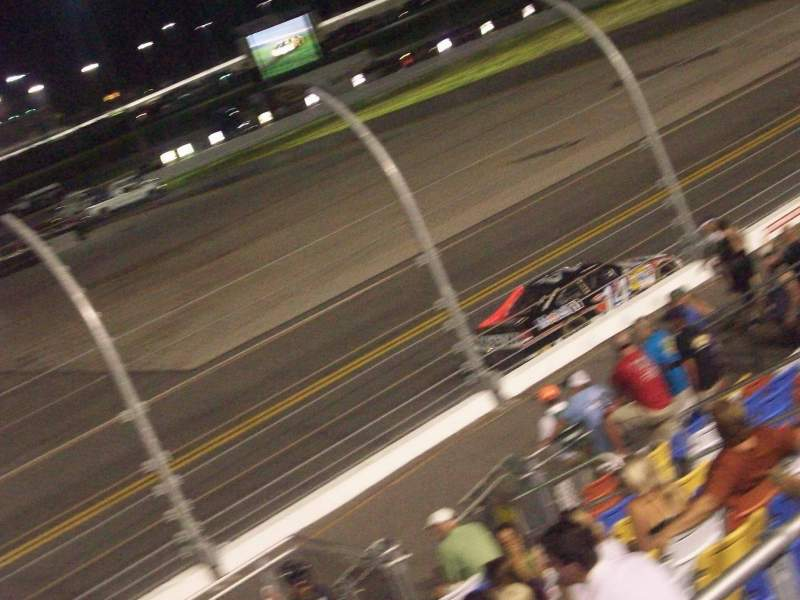 Daytona International Speedway, section: Lockhart Sec N, row: 16, seat: 35