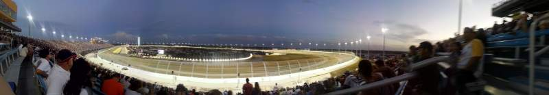 Seating view for Homestead-Miami Speedway Section 187 Row 37 Seat 1