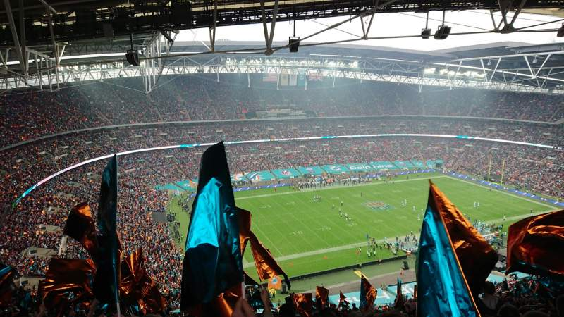 Seating view for Wembley Stadium Section 506