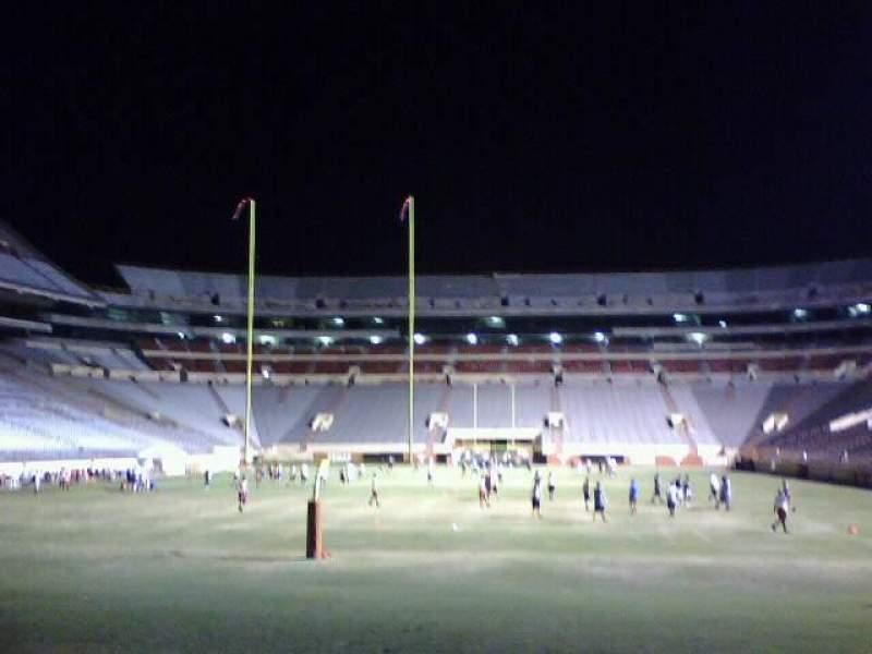 Seating view for Texas Memorial Stadium
