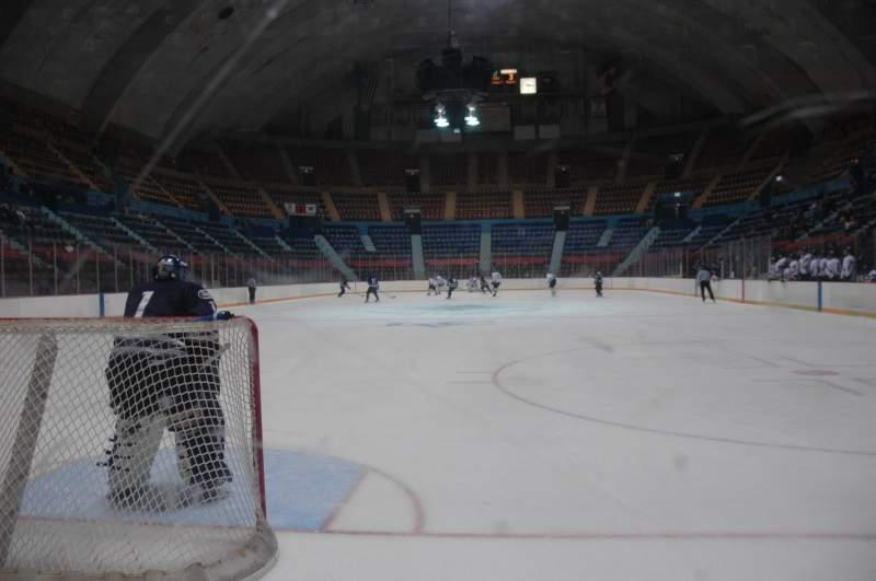 Seating view for Hersheypark Arena Section 113 Row 1 Seat 12