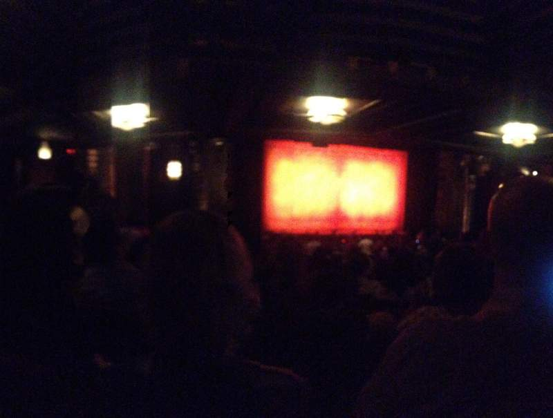 Hollywood Pantages Theatre, section: Orchestra LC, row: WW, seat: 313