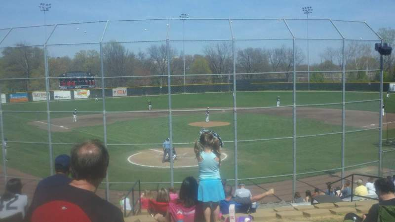 Crowder Field, section: GA