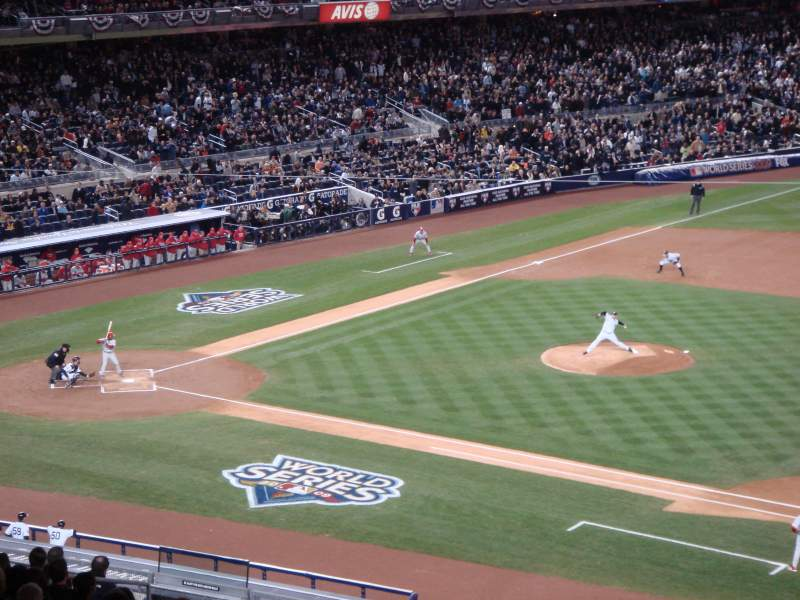 Seating view for Yankee Stadium Section 214A Row 23 Seat 14