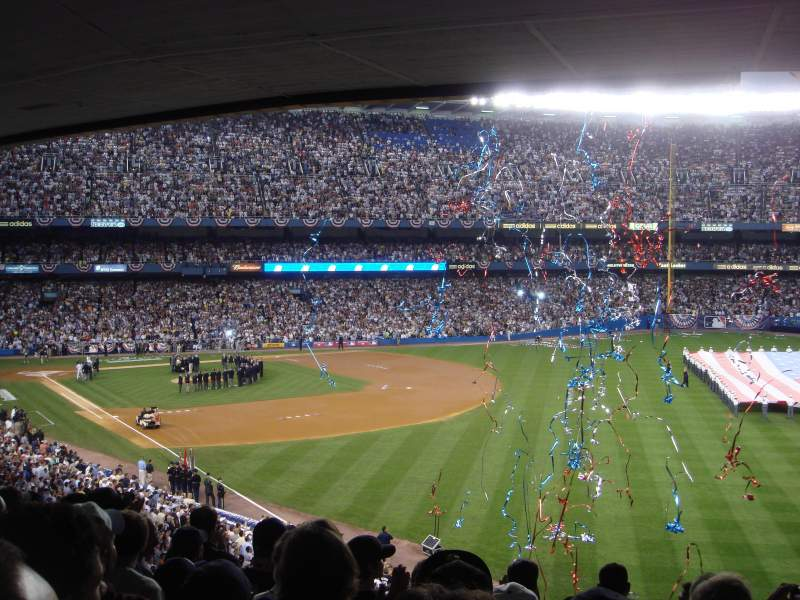 Seating view for Old Yankee Stadium Section Loge Box 503 Row D Seat 9