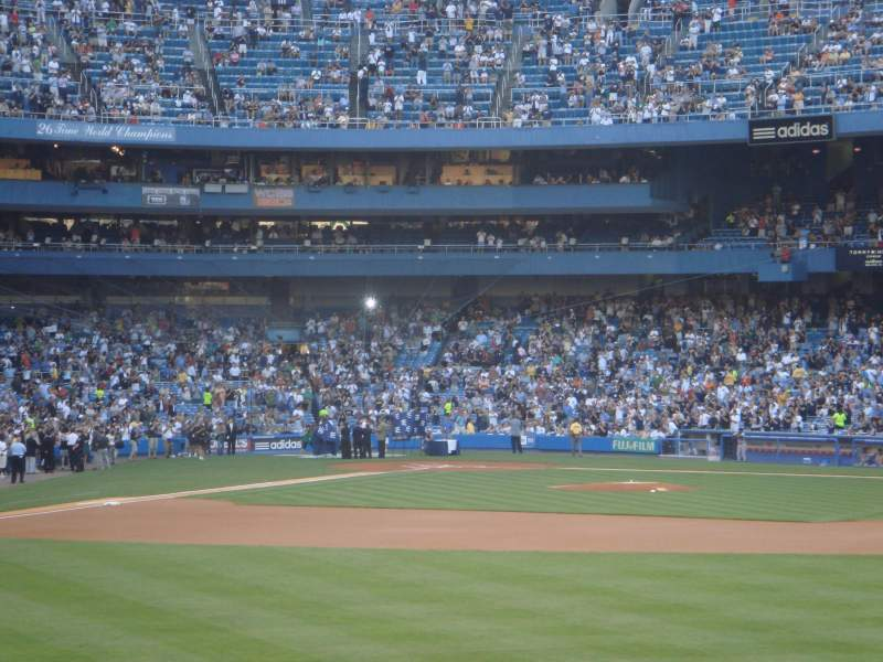 Seating view for Old Yankee Stadium Section 39 Row CC Seat 20